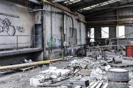 Industrial Silence