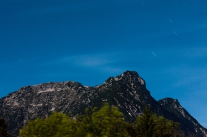 Moon Light Mountains